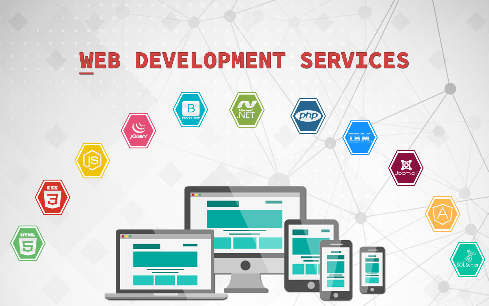 best web development services in india