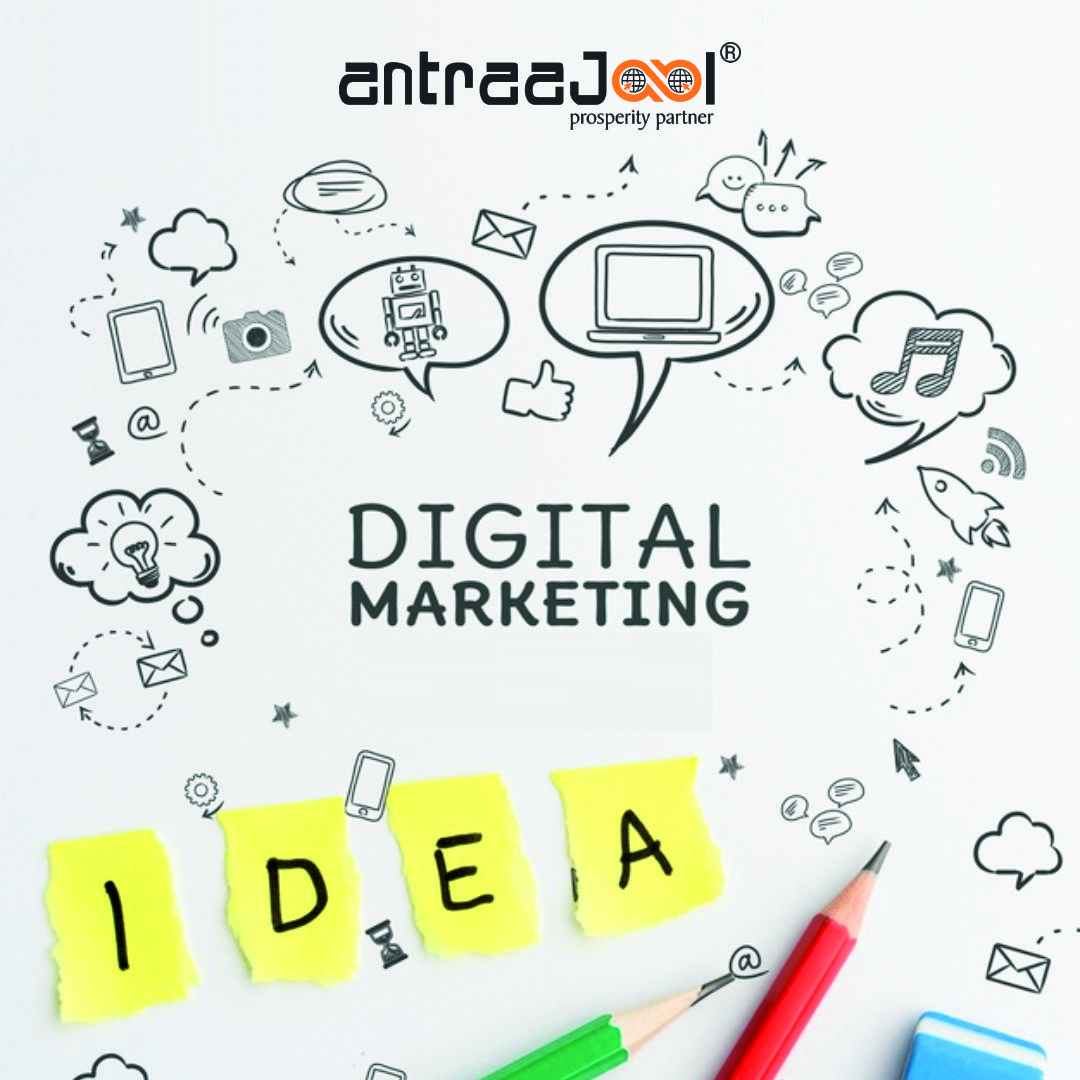 digital marketing agency in chandigarh antraajaal