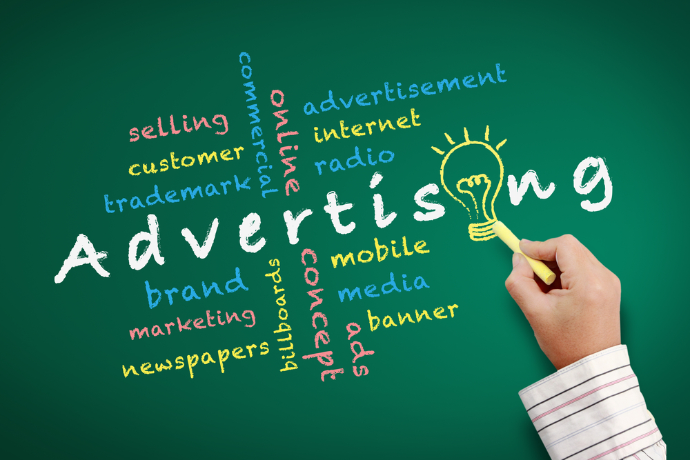 advertising company in india
